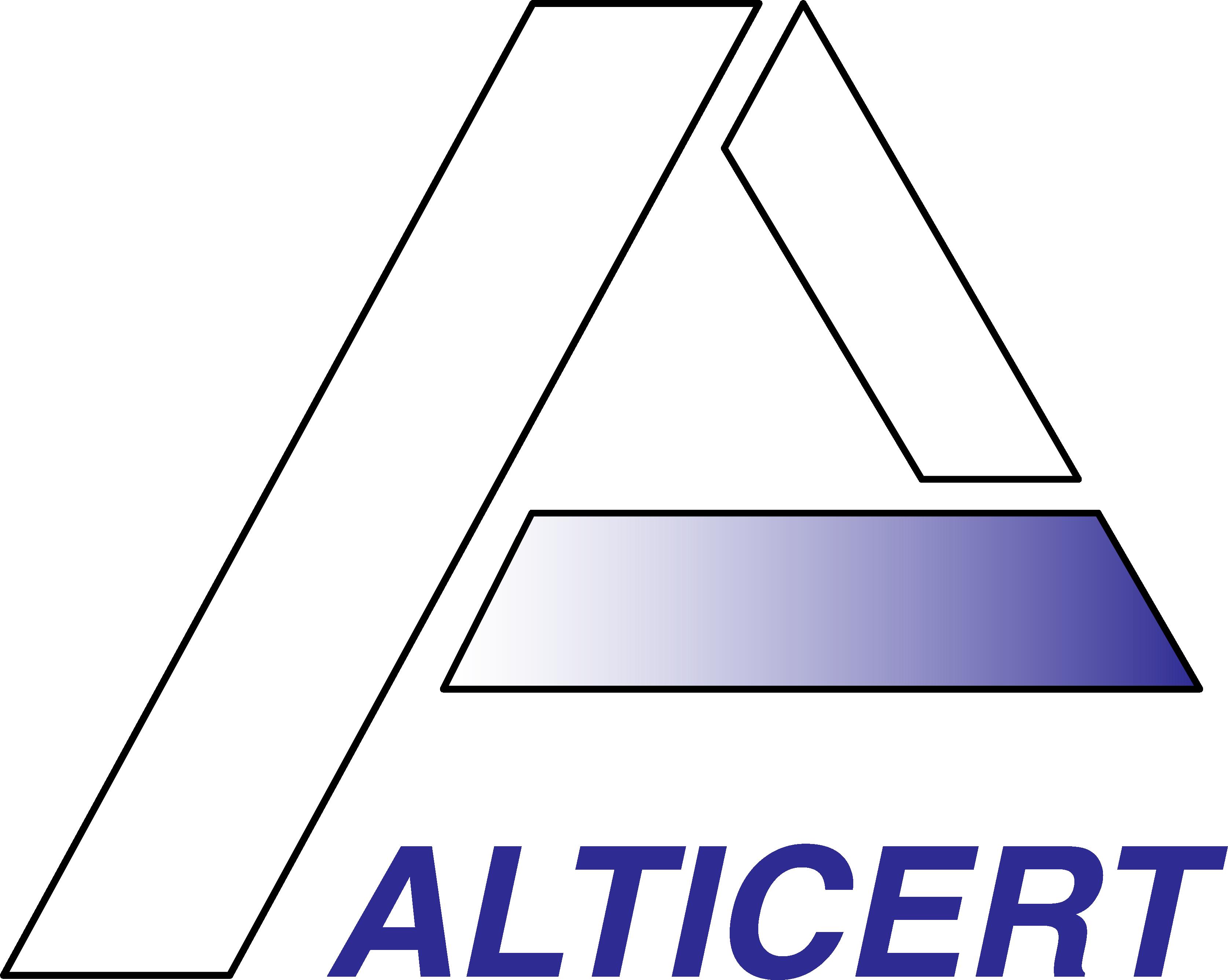 Logo Alticert