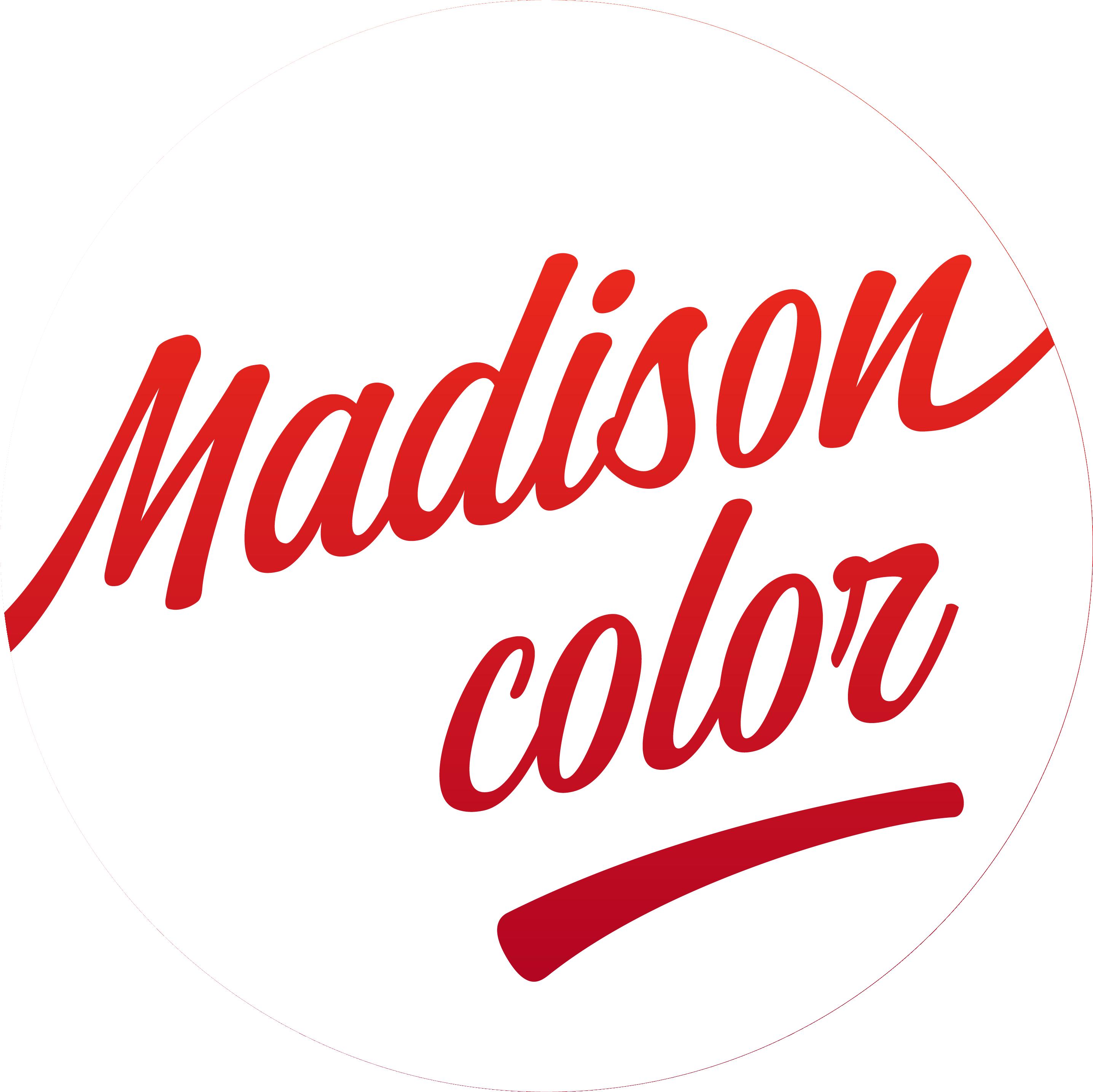 logo blanc texte rouge
